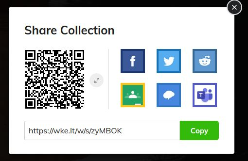 Share Collection WAKALET